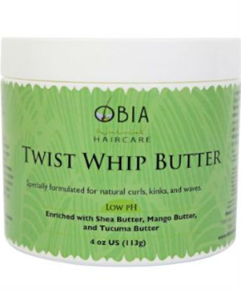 obia natural hair care twist whip