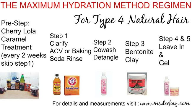 The Maximum Hydration Method For Low Porosity Hair Naturallycurly Com