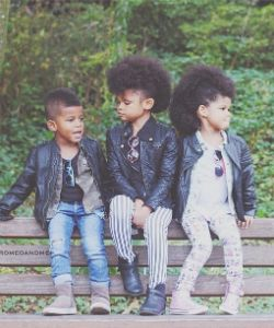 """""""They are not defined by their afros"""""""