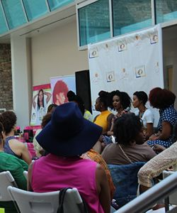 Want to Work with Beauty Brands? Attend Natural Hair Events