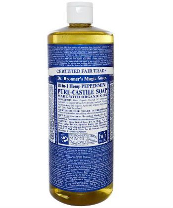 Bronner Magic Castille Soap