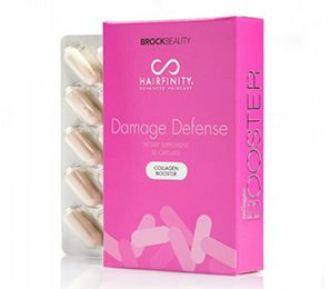SHOP: Hairfinity Damage Defense Collagen Booster (30 ct.)