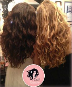 """Canada's Top Curl Specialist: """"Water Is Our Hydrator, Conditioner Is Our Softener"""""""
