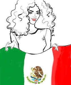 World of Curls: 12 Mexican Hair Products