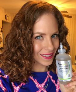 My DevaCurl Buildup Buster & Devachan Salon Treatment Review
