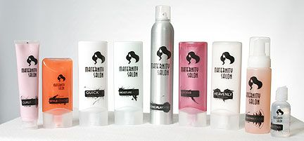 Maternity Salon Hair Products