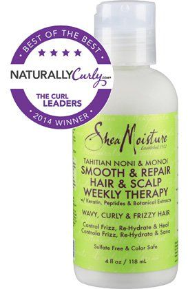 sheamoisture tahitian scalp weekly therapy