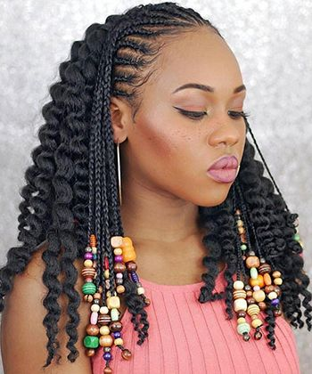 These Braided Styles Are Gorgeous for Any Season