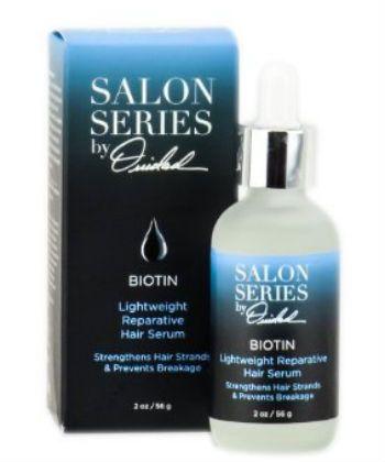lightweight hair serum