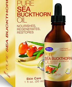 Sea Buckthorn Oil for Healthy Hair and Scalp
