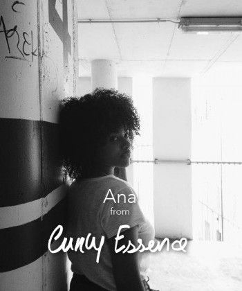 Ana of Curly Essence