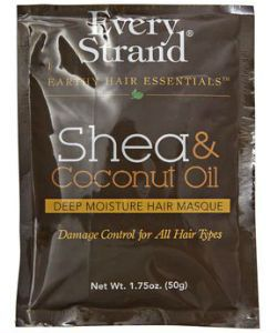 I Reluctantly Tried A Shea Butter Masque On My Wavy Hair...