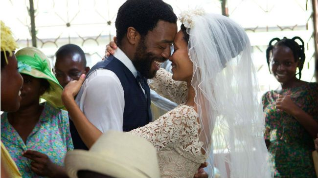 thandie newton wedding photo