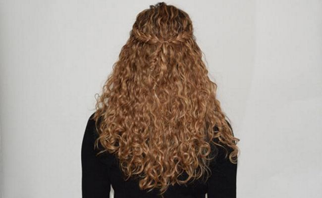 after the curly girl method