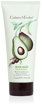 crabtree evelyn avocado oil hair conditioner