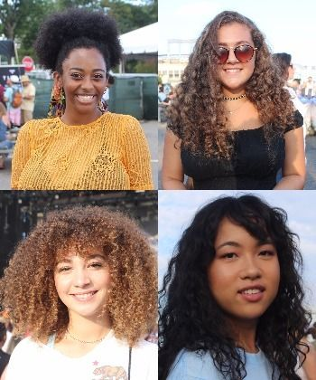 The Textured Hair Inspiration You Missed From The Meadows Festival NYC