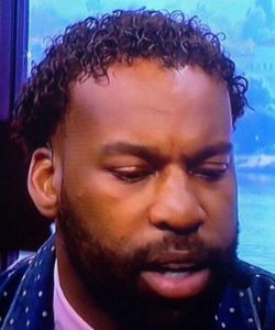 While Lebron Holds On Tight To His Hairline, Baron Davis Sports A Jheri Curl