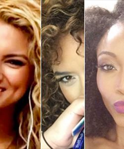 Who's Your Celebrity Curly Hair Twin?