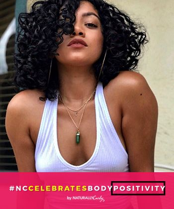 Here's What It Means to Me to Be An Afro Latina Woman #NCCelebratesBodyPositivity