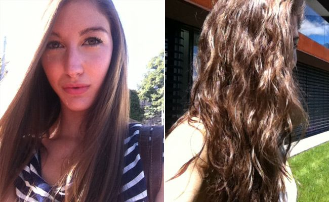 How To Remove Frizz From Wavy Hair Naturally