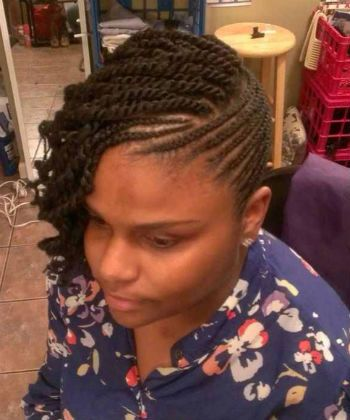6 Ways To Rock Cornrows Without Looking Like A Tween