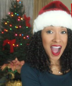 Enter Rocio's CurlFriends Holiday Giveaway