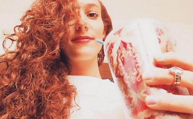 curly hair in israel
