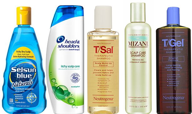 best shampoos for scalp conditions