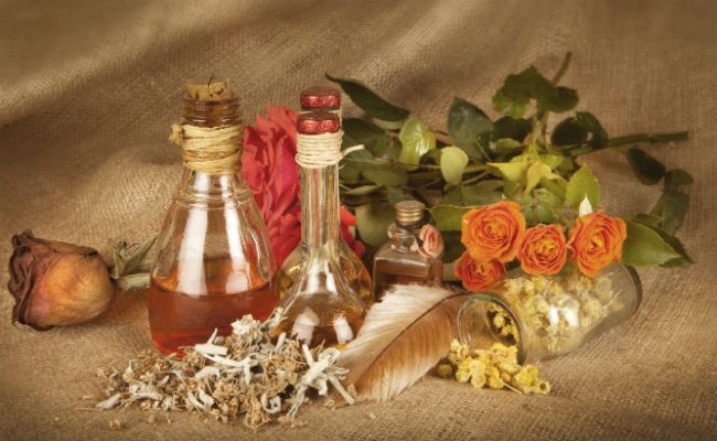 ayurveda herbs and oils for hair