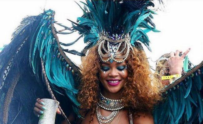 rihanna from carnival