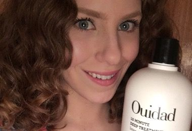 Ouidad Deep Treatment Curl Restoration Therapy Review On
