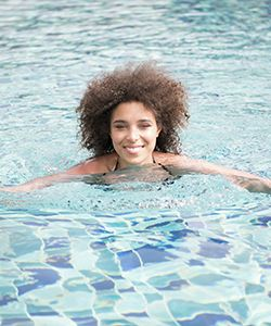 How to Prevent a Wash Day Disaster Before Swimming