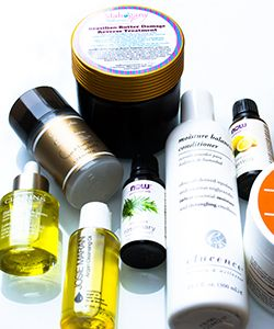 5 Ingredients to Look for When Shopping for Curly Hair Products