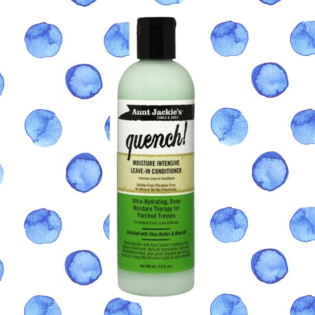 aunt jackies quench moisture leave in conditioner