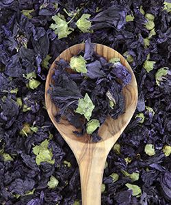 The Benefits of Blue Malva for Hair