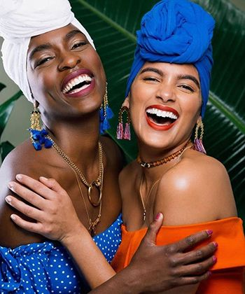 The History of Headwraps: Then, There, and Now