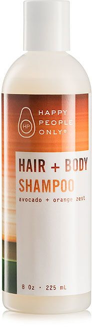 HPO Hair + Body Shampoo | SHOP NaturallyCurly