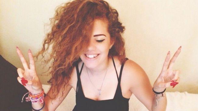 mahogany lox poofy hair