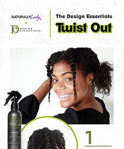 The Design Essentials Twist Out Gives Your Dry, Dull Curls a Chance to Shine