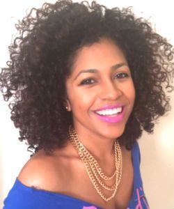 Jamaican Holistic Curly Guru, IvyCharlaine
