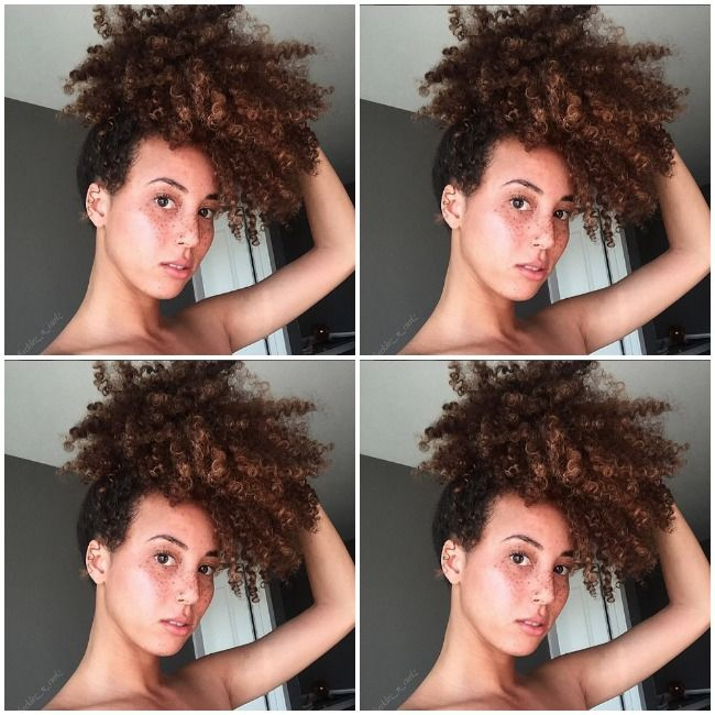 I have multi textured hair help naturallycurly how to identify if you have multiple textures urmus Image collections