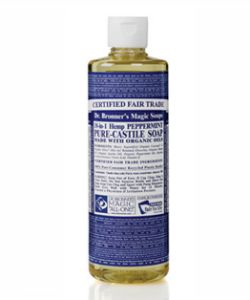 More Reasons to Feel Good About Using Dr. Bronner's Magic Soap as a Shampoo