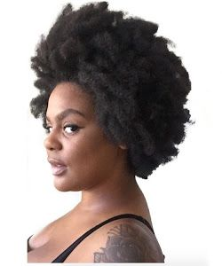 How to DIY a Glorious Crochet Afro Wig