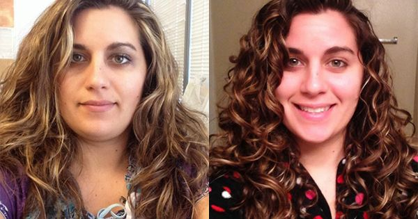 ways to style straightened hair how to get curly hair that looks naturallycurly 1422