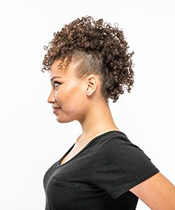 Easiest Faux-Hawk Ever: A Coconut Restore Tutorial
