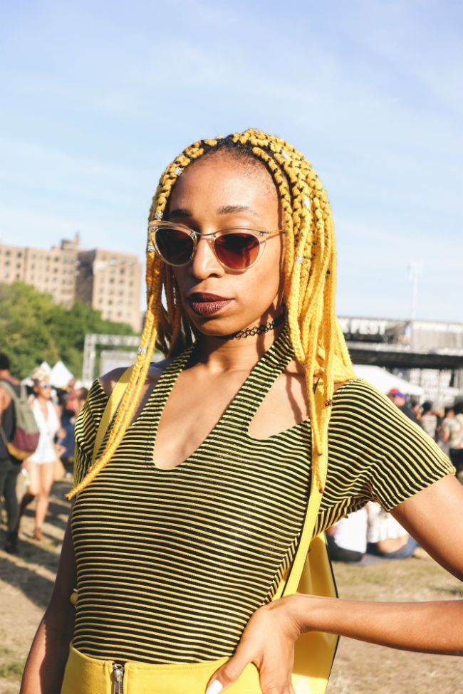 street style 2 at Afropunk Fest