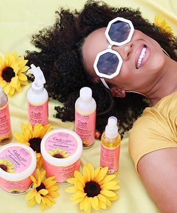 WIN the Jane Carter Solution Curls to GO! for super curly and coily hair!