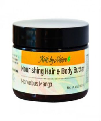 Hair and Body Butter by Koils