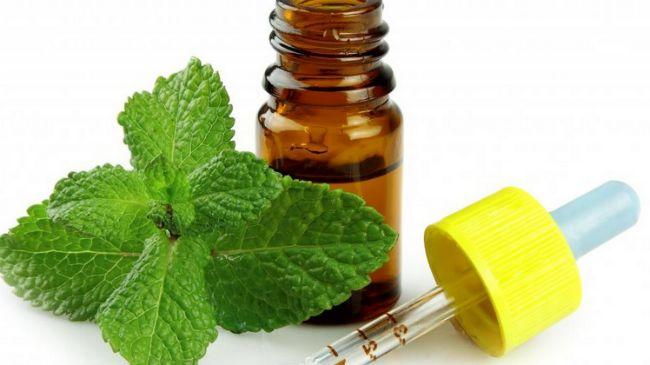 jojoba and peppermint oil