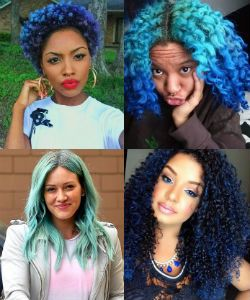 10 Reasons to Try Blue Hair This Summer
